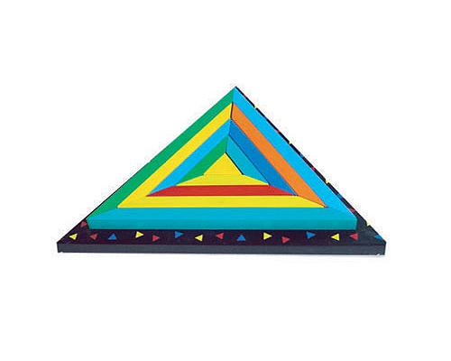 产品名称:三角形层次拼图